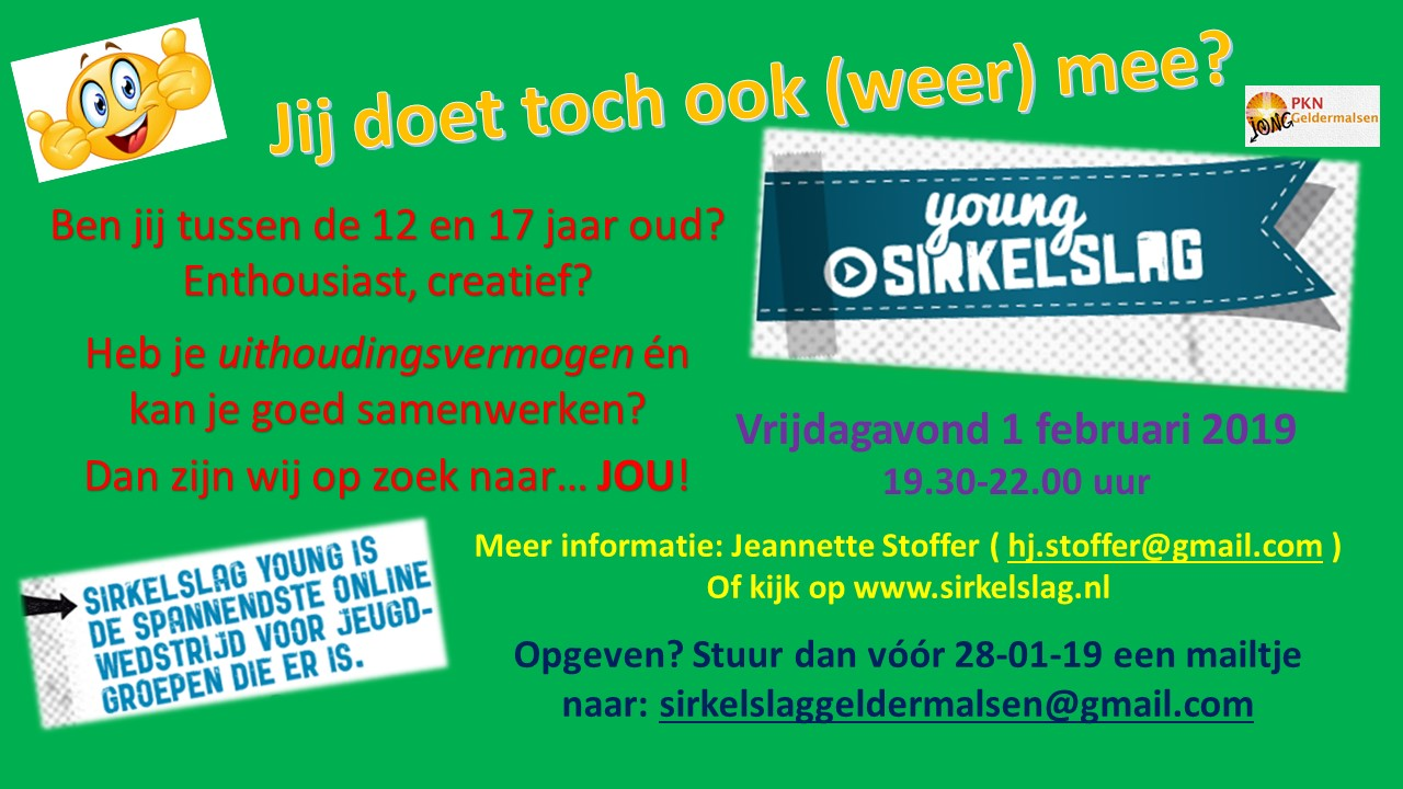 Sirkelslag Young 2019